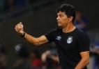 Substituto de Renato diz que Grêmio foi 'quase perfeito' contra o Cruzeiro