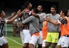 Fluminense fala em sabor de derrota com empate contra o Coritiba