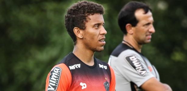 Marcos Rocha, lateral direito do Atlético-MG