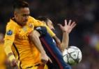Simeone coloca o mais cruel marcador para barrar Neymar no clássico - Lluis Gene/AFP