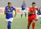 Atacante espera voltar a fazer gols no Mineirão. Agora pelo Cruzeiro - Washington Alves/Light Press/Cruzeiro