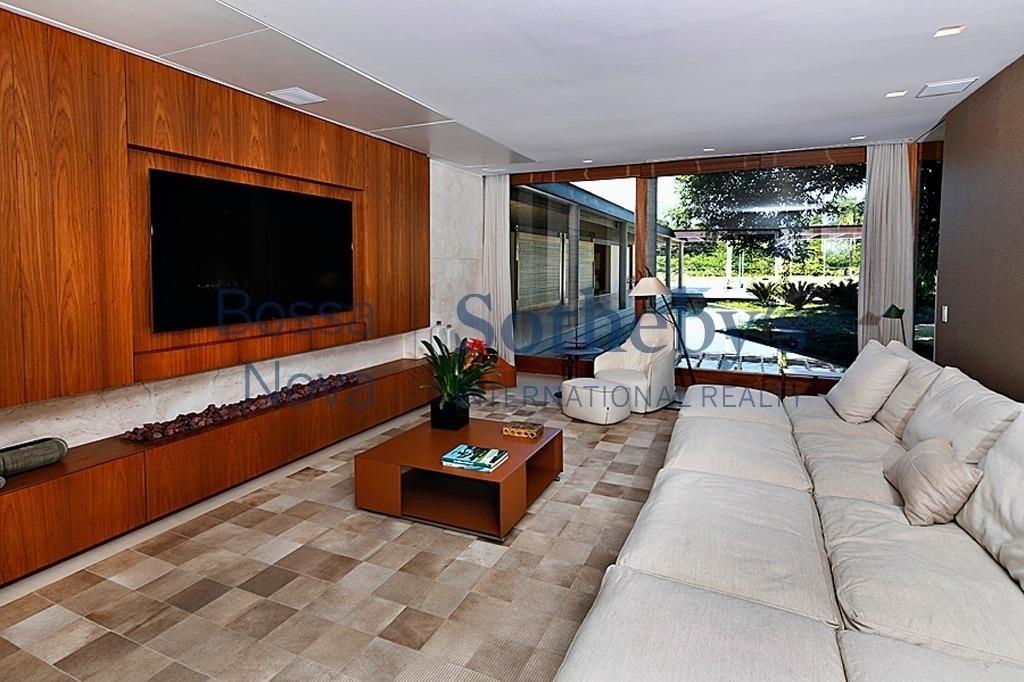 Casa de Neymar no Rio de Janeiro. Imóvel custou R$ 28 milhões