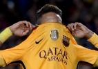 Vice do Barcelona enterra rumores sobre possível venda de Neymar - Josep Lago/AFP Photo