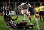 Calleri faz treino físico e segue como dúvida para encarar o Palmeiras