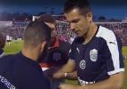 Victor se lesiona em amistoso, mas não preocupa Atlético-MG para 2017 - Reprodução