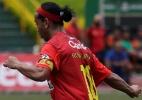 Ronaldinho rejeita proposta para jogar na Austrália