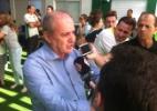 Chape fala de escalar juniores contra o Atlético-MG e pede ajuda da Globo