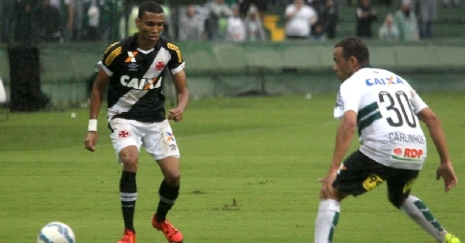 Vasco precisava da vitória a todos os custos no Couro Pereira