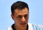 Argentina surpreende favorita Rússia e é campeã da Copa do Mundo de futsal - AFP PHOTO / LUIS ROBAYO