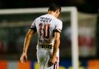 Ganso tem suspeita de lesão e pode perder semifinal da Libertadores