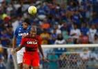 Léo cobra melhora, mas crê que Cruzeiro fez