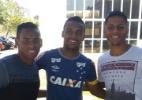 Volante visita treino do Cruzeiro e revela sonho de voltar ao clube - Arquivo Pessoal