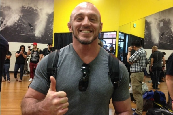 Mike Dolce é o nutricionista de Ronda Rousey