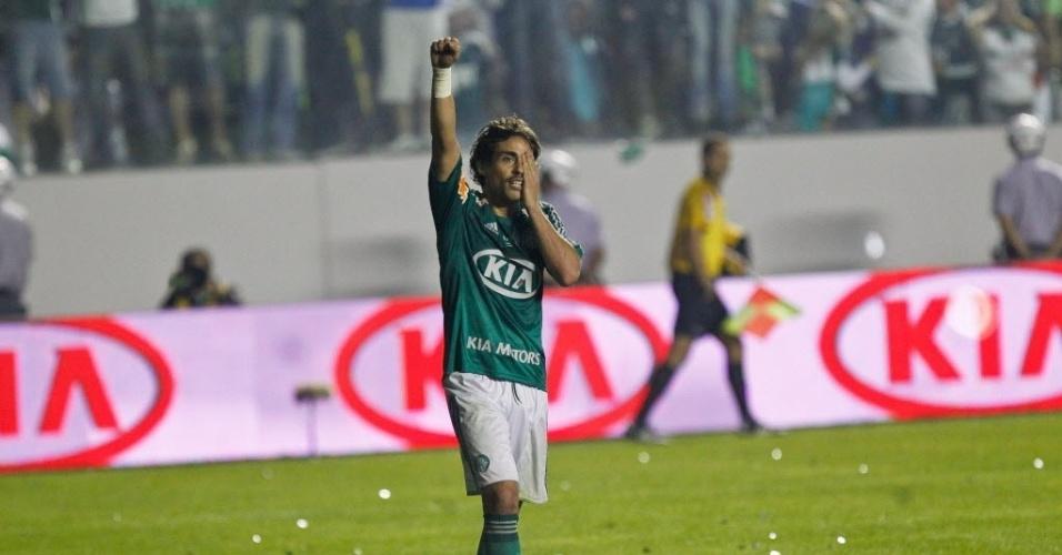 Em seu último título, na Copa do Brasil, Palmeiras usou verde ao derrotar o Coritiba