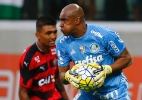 """""""Quem perde sempre vai chorar"""", diz goleiro do Palmeiras - MARCOS BEZERRA/FUTURA PRESS/FUTURA PRESS/ESTADÃO CONTEÚDO"""
