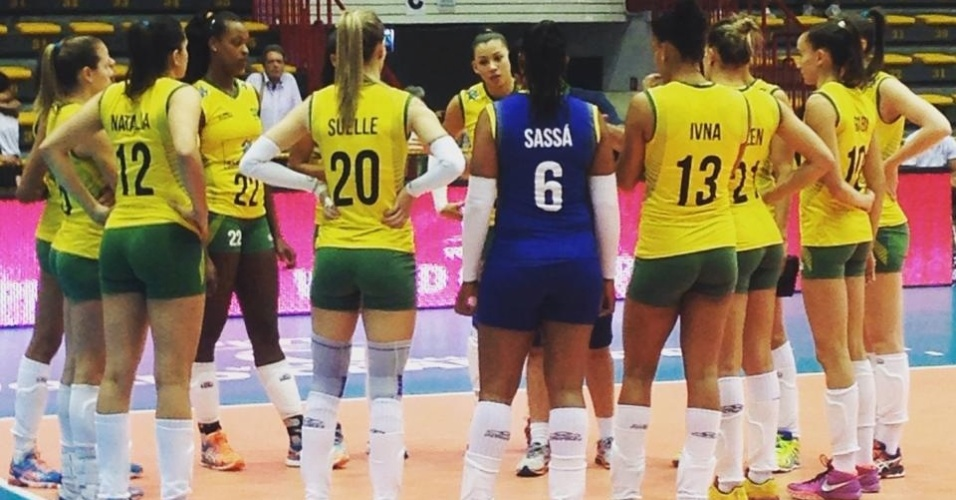 Seleção brasileira usou formação reserva para jogo contra a Bélgica, pelo Grand Prix