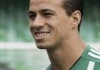 """Em apresentação no Betis, Damião diz: """"Espero ser melhor que R. Oliveira"""" - Divulgação / Betis"""
