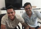 Giovanni Augusto assina contrato com Corinthians até dezembro de 2019 - Reprodução / Twitter