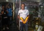 R. Oliveira trabalha em dois períodos, mas tempo de recuperação é incerto - Samir Carvalho/UOL Esporte