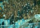 PM retém torcedores do Corinthians no Maracanã para encontrar agressores