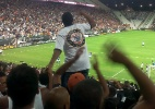 Pior público da Arena vê recorde de invencibilidade do Corinthians - Adriano Wilkson/UOL