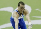 Lesão tirou de ginasta o sonho olímpico. Agora, ele será voluntário no Rio - REUTERS/Jason Reed