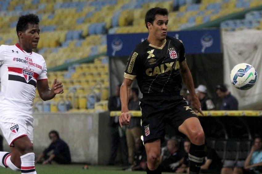 São Paulo e Vasco se enfrentaram nesta quarta (30), pela Copa do Brasil