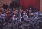 São Paulo e FPF serão cobrados por danos de R$ 69 mil a estádio da Copinha - Reprodução/Sportv