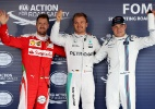 Problemas voltam a assombrar Hamilton e Rosberg faz a pole no GP da Rússia - Mark Thompson/Getty Images
