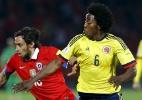 Valdivia é 4ª opção do Atlético-MG para suprir saída de Giovanni Augusto