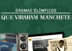 Imagens de atletas brasileiros ao longo da história dos Jogos Olímpicos da era moderna - Getty Images