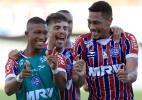Empresário negocia Hernane com Flamengo e mais dois. Bahia critica assédio