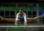 Ginasta de 16 anos que pensou em fim de carreira vira peça-chave do Brasil - Matthew Stockman/Getty Images
