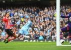 City empata com Southampton em casa e completará um mês sem vitórias - Laurence Griffiths/Getty Images
