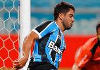 Grêmio confirma três lesões. Henrique Almeida para por um mês