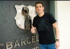 Barça apresenta brasileiro no time de futsal - Reprodução/ Twitter Barcelona
