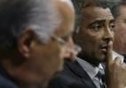 Romário e Del Nero travam batalha particular em CPI do Futebol