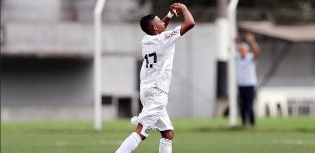 Com 16 anos, Nicolas jogará Copa São Paulo pela primeira vez
