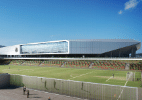 Santos briga por terreno de Arena com coirmão e veta empréstimo de atletas
