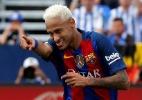 Neymar ganha elogio de técnico rival: