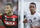Gilvan de Souza/Flamengo e Ricardo Nogueira/Folhapress