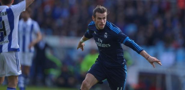 Real Madrid venceu a Real Sociedad neste sábado com gol de Bale