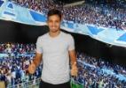 Argentino do Cruzeiro copia Romário e cuida do físico até em show sertanejo - Cruzeiro/Divulgação