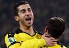 Mkhitaryan não pretende renovar com o Borusssia Dortmund