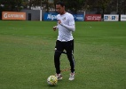 Ricardo Oliveira volta a treinar; Bueno preocupa o Santos