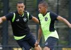 De contrato novo, Bochecha quer retribuir ao Botafogo com títulos - Vitor Silva/SSPress/Botafogo.