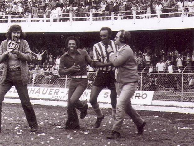 Morre Zé Roberto, ídolo de Atlético-PR e Coritiba
