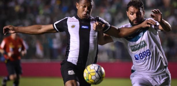 Rodrigão, Copete e companhia decepcionam substituindo os titulares santista em Brasília