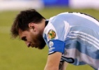 Messi diz que não joga mais pela Argentina: