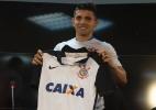 """""""Não teria voltado ao Brasil por outro clube"""", diz reforço do Corinthians - Reprodução/Corinthians"""